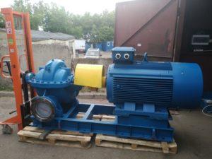 Насосный агрегат Д1250-63